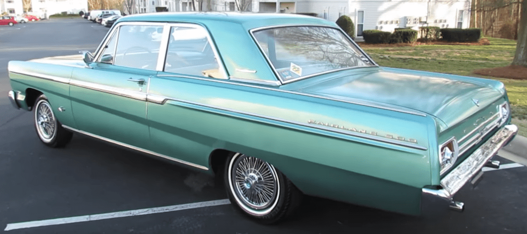 1965 Ford Fairline